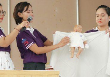 กิจกรรม คุณแม่ตั้งครรภ์คุณภาพ โดย รพ.กรุงเทพภูเก็ต