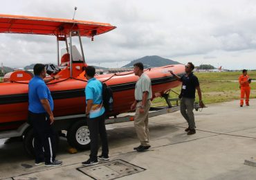 ต้อนรับ ผู้แทน International Airport Water Rescuc Working Group (IAWRG)