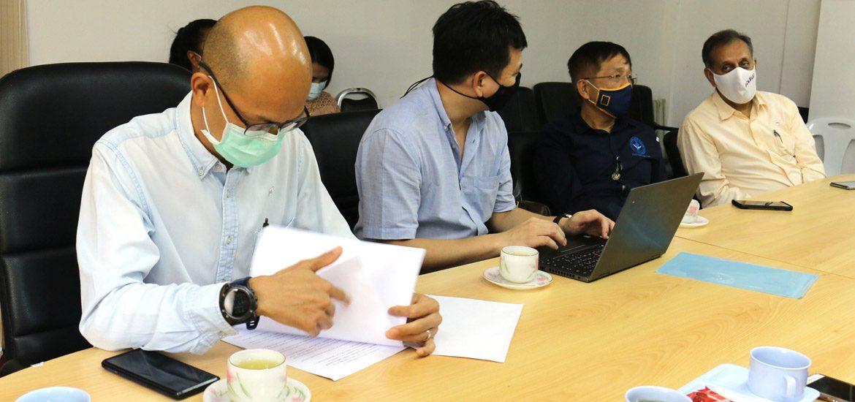 อบจ.ภูเก็ต ประชุมเตรียมการเพื่ออุดหนุนงบประมาณ ปี 2564