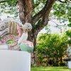 สวนประติมากรรมแห่งใหม่ ของสำนักศิลปะและวัฒนธรรม PKRU